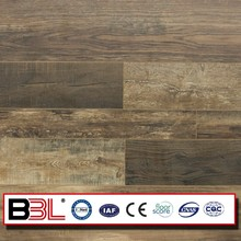 high quality water resistant, grey oak wood flooring, laminate flooring made in china