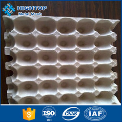 stainless steel 12egg plastic case made in China