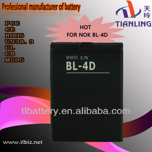 Bl-4d High Capacity Cell Phone Batteries For Nokia N97 Mini