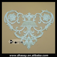 2016 Luxury Embroidery Lace Applique For Party Dresses /French Cord lace Applique DHLF1685