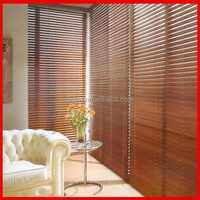 top quality durable large widow design PVC waterproof outdoor window blinds
