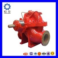 industrial water pumping machine/cast iron high volume electric irrigation water pumps sale with motor