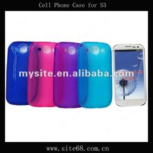 Newest Design Cell Phone X-Mart TPU Case for Samsung Galaxy S3 i9300