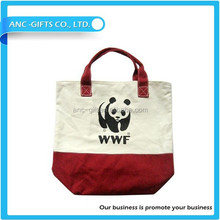 best selling recyclable shopping cotton bag for promotional trade show giveaways
