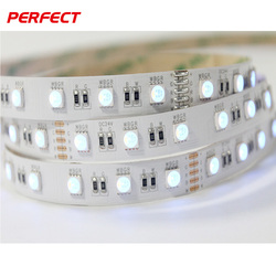 Big promotion white bule red green yellow RGB full color 3chips smd 5050 led strip light 5050 rgbw led strip