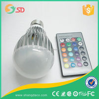 strobe changing color led bluetooth wifi bulb led rgb bulb