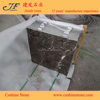 China Marron Dark Brown Emperador Marble tiles and marbles