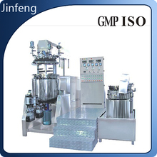 JF-A Vacuum Ointment/Cosmetic/Honey/Mayonnaise Mixing Homogeneous Emulsifying Machine