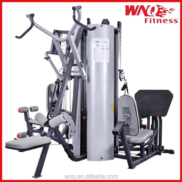 multi 3 station exercise machine