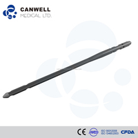 CanTN tibial interlocking nail with interlocking screw