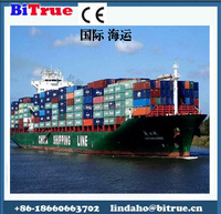 shipping freight cost from shanghai to hamburg