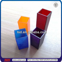 TSD-A711 different types of candle holders/candle holders restaurant/plastic cup candle holder