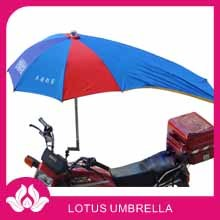 24'*11K windproof motorbike umbrella,scooter umbrella