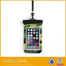Mobile Phones Portable Outdoor WaterProof Pouch Case With Strap mobile telephone waterproof case
