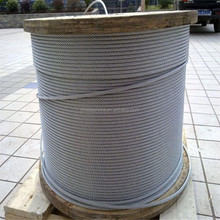 anti-twisting braided 10mm galvanized steel wire rope