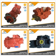 Kayaba Hydraulic Gear Pump, Excavator Oil Pump For KYB PSVD2-27E
