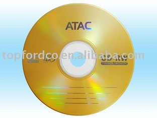 rewritable blank CD-RW 700MB