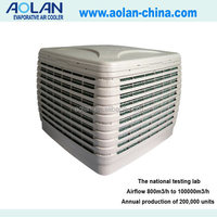 mini handy cooler air conditioner battery fan air conditioner inverter, floor standing AZL18-ZX10E