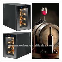 Semiconductor Electric Refrigerator Wine Cooler