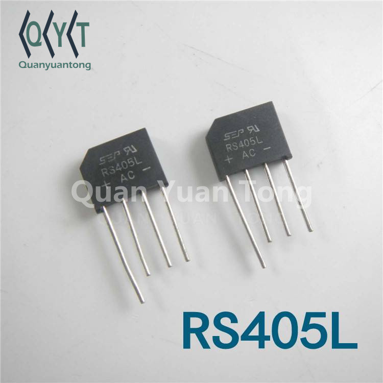 Electronic Components 4A 600V IC RS405L