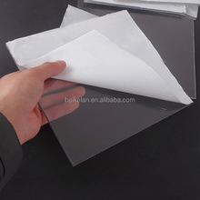 Clear and colored polystyrene sheets transparent plastic ps sheet/plate