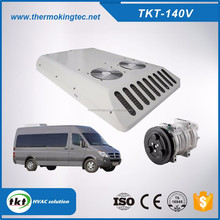 TKT-140V 12 volt van roof mount air conditioning for 20 seats van