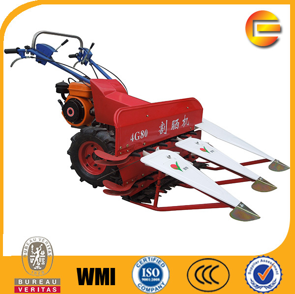 Mini Harvester Type and New Condition WHEAT/PADDY/CROP AND BRUSH CUTTER