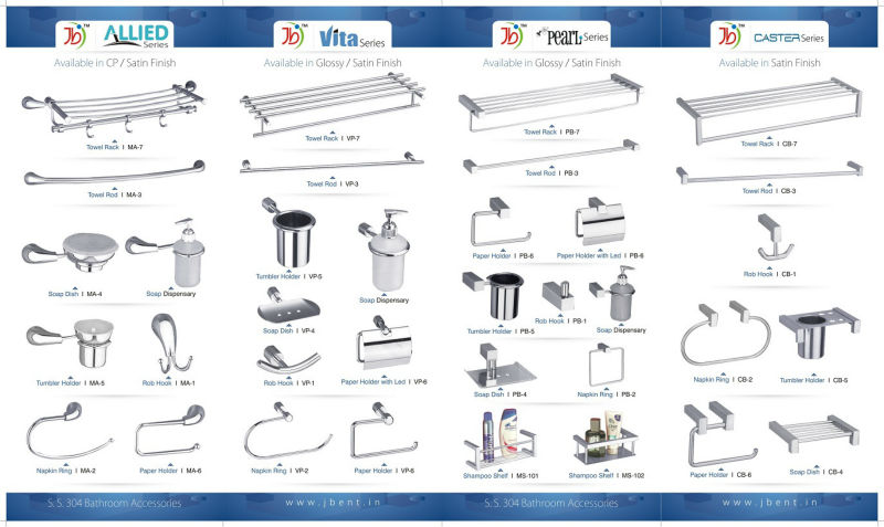 india stainless steel bathroom accessories india stainless steel bathroom accessories manufacturers and suppliers on alibabacom - Bathroom Accessories Manufacturers