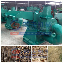 Large production capacity wood branch/bark/leaves tree branch crusher machine