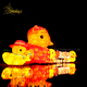 Dinosky ducks led Chinese festival shape of plant and animal lanterns decoration