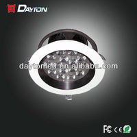 smd led ceiling light led ceiling pot lights 18w LED ceiling light