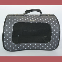 2014 New Fashion Pet Carrier Travel Pet Bag Dog Cage