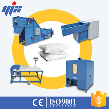 Hot Sale YJX PL200 Automatic Feather Pillow Filling Machine with CE certificate Supplier from Shenzhen China