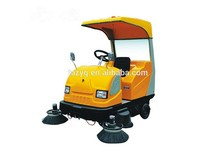 Efficient and Energy Saving Industrial Electric Road Floor Sweeper for sale