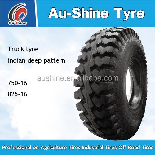 High quality tbb bias truck tire 7.50-16 7.50-20