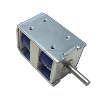 Pull And Push Dual Latching Solenoid