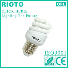 Hangzhou Linan High brightness Full Spiral 5W Energy Saving Lamp/Bulb/Lighting