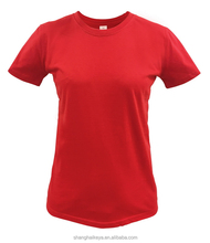 Most popular creative High reflective blank t-shirt for women