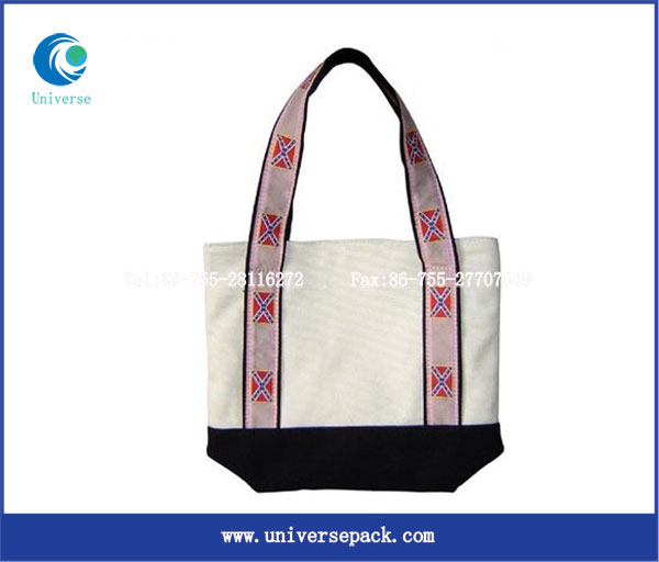 design patchwork cotton bag for tote