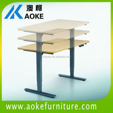 office fit-out dual motor height adjustable desk