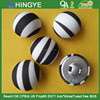 Basic Style Fabric Covered Shank Button For Coats -- F1510