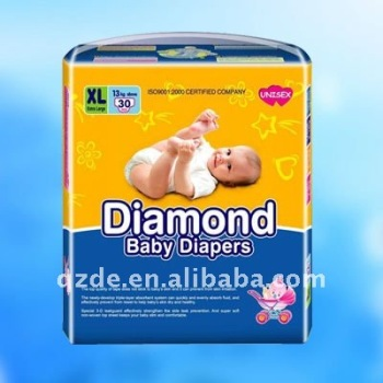 Diamond brand baby nappy diapers