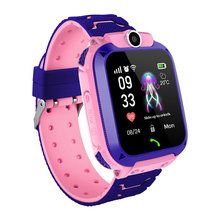 2019 hot selling GPS Tracker Kids GPS <strong>Smart</strong> <strong>Watch</strong> For Children Wrist <strong>Watch</strong> Device For Kids -Q12