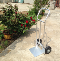 HT1423 Aluminium hand trolly, light duty