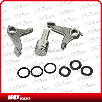 AKT 125 NKD Motorcycle Parts Rocker Arm Shaft And Rocker Arm