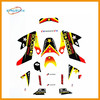 Dirtbike CRF50 XR50 3M Paster Stickers Decals Graphics kit For Pitbike Spare Parts