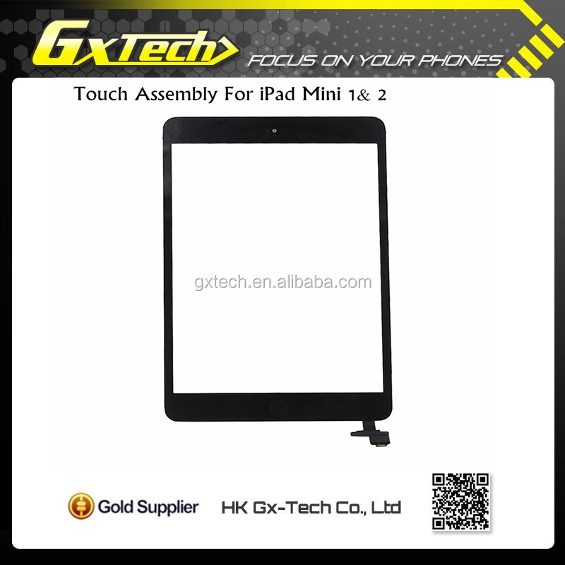 For iPad mini 1 2 Digitizer with Connector IC