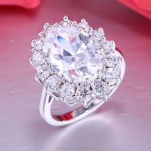 Wedding rings classic Bangkok fashion jewelry for ladies