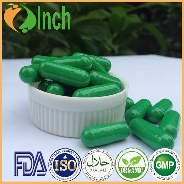 Blood Sugar Fat Reduced Bitter Melon Capsule Supplement