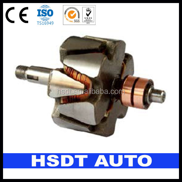 Auto Alternator Rotor For BOSCH